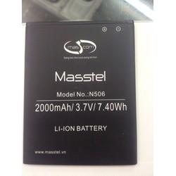 Pin Điện Thoại Masstel N506