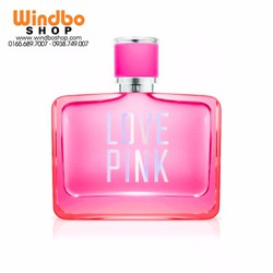 Nước Hoa Love Pink Victoria Secret 50ml thanh lý