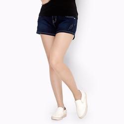 Quần Jean short nữ dáng ôm skinny M4