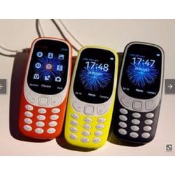 Điện thoại 3310 -2017 mới