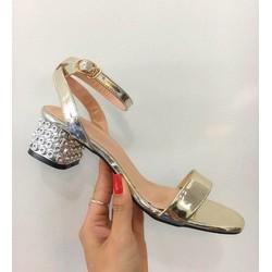 Giày sandal cao gót 5cm