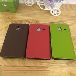 Nokia Lumia 640 XL-Bao da PU in hình cho điện thoại di động