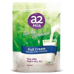 Sữa tươi nguyên kem dạng bột A2 Úc 1kg -Mẫu mới