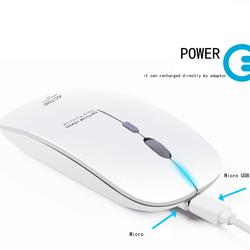 Chuột không dây sạc thông minh bằng cổng USB ACTME