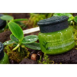 Kem Dưỡng Innisfree Green Tea Seed Cream 50ml