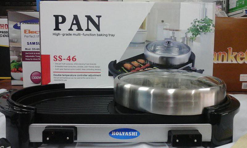 Bếp lẩu nướng không khói 2
