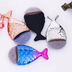Cọ tán kem đuôi cá sành điệu