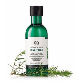 Nước hoa hồng Tea Tree Toner The Body Shop - 4647646