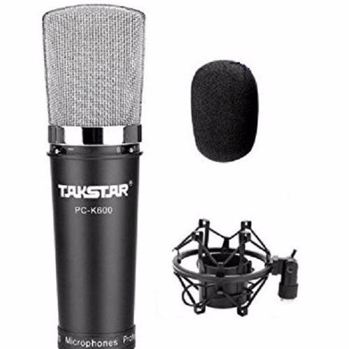 Micro thu âm Takstar PC-K600 - 11072919 , 6940401 , 15_6940401 , 1550000 , Micro-thu-am-Takstar-PC-K600-15_6940401 , sendo.vn , Micro thu âm Takstar PC-K600