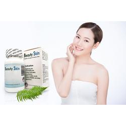 Viên uống Beauty Skin giúp da trắng sáng, mờ nám và tàn nhang 60 viên