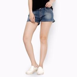 Quần Jean short nữ dáng ôm skinny M3