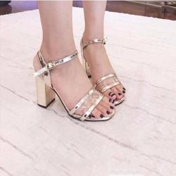 Giày cao gót nữ thời trang, phong cách nữ tính, kiểu dáng sang trọng