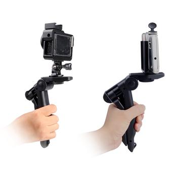Chân đế 3 chân kiêm tay cầm gắn điện thoại, quay phim, chụp hình - CHA...