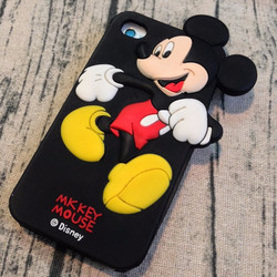 Ốp lưng Iphone 4 4s hình Mickey mouse