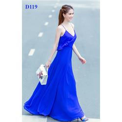 Đầm đẹp maxi Ngọc Trinh