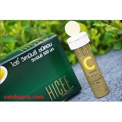 Viên ngậm bổ sung collagen và vitamin C Hicee 500mg