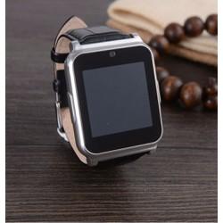 Đồng Hồ Điện Thoại Dây Da Thông Minh Smartwatch W90