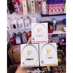 PHẤN PHỦ COMPACT BABY FOR MAKE UP PIGEON