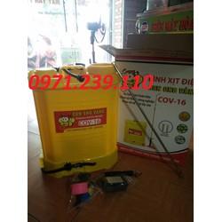 Bình phun thuốc con ong vàng COV-16 chất lượng khẳng định giá rẻ