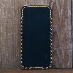 Bao Da Rút Iphone 7 Plus Dạng Hộp Màu Đen