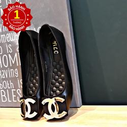 Giày búp bê nữ bệt đính khóa thời trang sành điệu nổi bật xu hướng