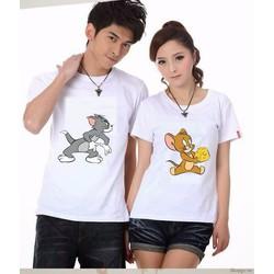 Áo Đôi Tom Và Jerry