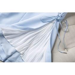 Đầm xoè cột eo