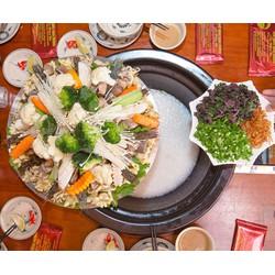 Buffet lẩu xông hơi hot nhất Hà Nội tại Loxoho 149 Lò Đúc