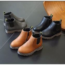 Giày boot chelsea bé gái