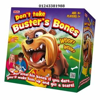 bộ đồ chơi con chó giữ xương Bull loại to - ... thumbnail
