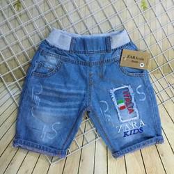 Quần jean lửng Size 9-14