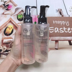Dầu Tẩy Trang Gạo The Face Shop Rice Water Bright Cleansing Oil