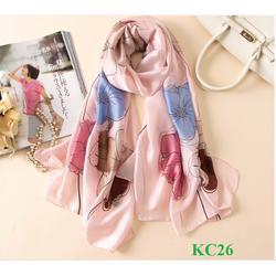 KHĂN CHOÀNG NỮ HÀNG NHẬP - KC26