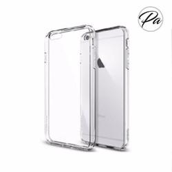 Ốp lưng điện thoại trong suốt nhựa dẻo và mỏng cho Iphone 5, 6, 6 plus