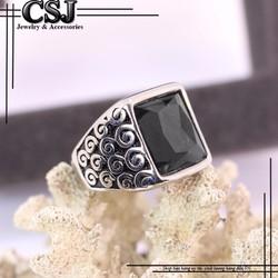 Nhẫnnam đẹp cao cấp giá tốt nhất HCM - mẫu N562