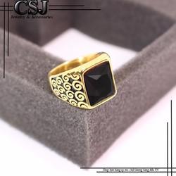 Nhẫn nam đẹp cao cấp giá tốt mẫu N549