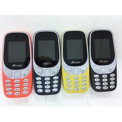 Kismo 3310 2SIM MÀU 1.8 inch