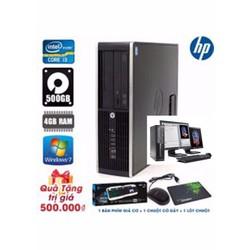 Máy tính để bàn HP  6200 Pro SFF Core i3 2100, Ram 4GB, HDD 500GB