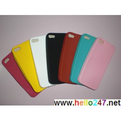 Ốp iphone 5 silicon mềm mại