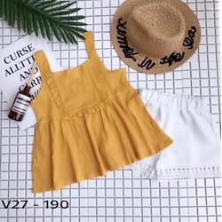 Set áo và quần xinh yêu cho bé hàng cao cấp giá rẻ