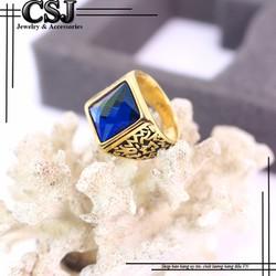 Nhẫn nam đẹp cao cấp giá tốt nhất HCM - mẫu N552