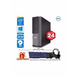 Máy tính chơi game Dell Optiplex 3020SFF Core i7  Ram 8GB, HDD 1TB