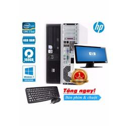 Máy tính bàn HP  DC5800 Core 2 Duo E8400 3.0 Ghz, Ram 4GB, HDD 160GB
