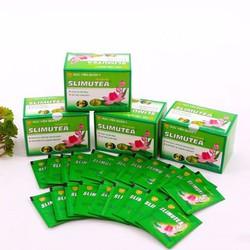 Trà sen giảm cân hiệu quả Slimutea