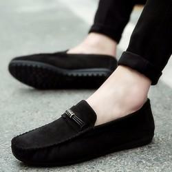 Giày Lười Nam Phong Cách Hàn Quốc