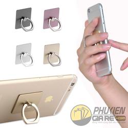 Giá đỡ điện thoại hình chiếc nhẫn và móc treo