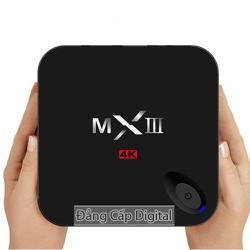 Android Tivi TV box SMART TIVI MXIII