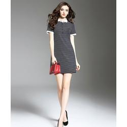 đầm suông phong cách thời trang