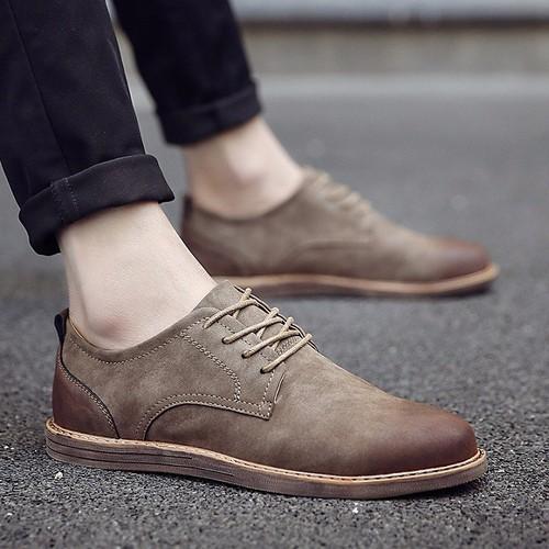 Giày Sneaker Nam Cao Cấp Phong Cách Hàn Quốc - 7706676 , 6967709 , 15_6967709 , 650000 , Giay-Sneaker-Nam-Cao-Cap-Phong-Cach-Han-Quoc-15_6967709 , sendo.vn , Giày Sneaker Nam Cao Cấp Phong Cách Hàn Quốc