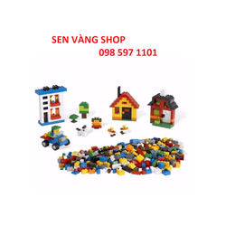 Bộ đồ chơi xếp hình lego 1000 chi tiết